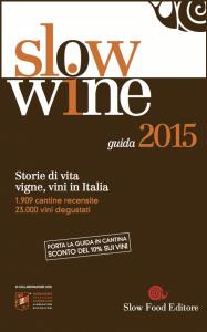 Slow Wine 2015 - Copertina