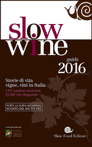 Slow Wine 2016 - Cover
