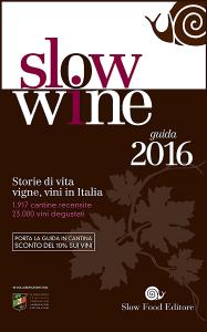 Slow Wine 2016 - Copertina