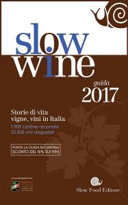 Slow Wine 2017 - Copertina