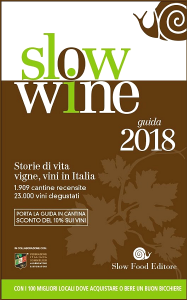 Slow Wine 2018 - Cover