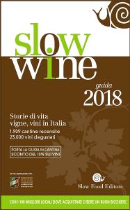 Slow Wine 2018 - Copertina