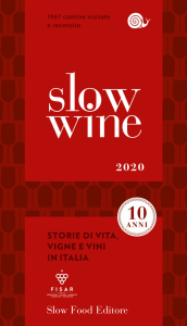 Slow Wine 2020 - Cover