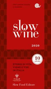 Slow Wine 2020 - Copertina