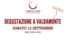 Degustazione a Valdamonte (12/09/2020)