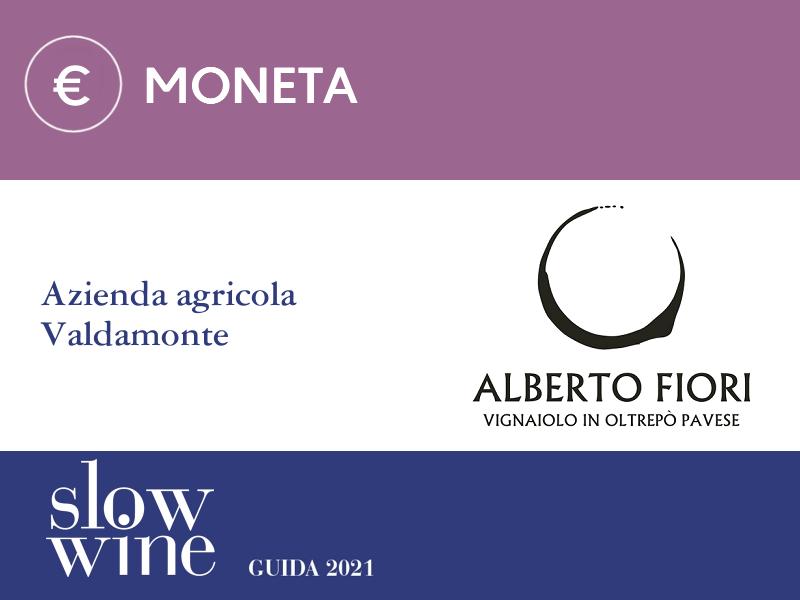 Slow Wine 2021 - Moneta - Azienda agricola Valdamonte