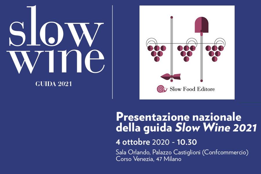 Presentazione della guida Slow Wine 2021 (Milano, 04/10/2021)