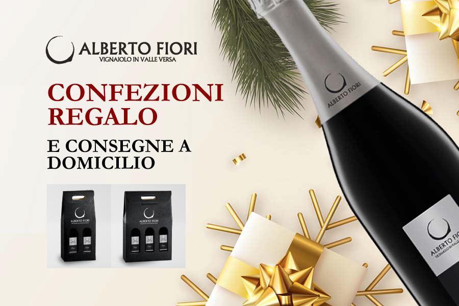 Confezioni regalo - Vini Valdamonte