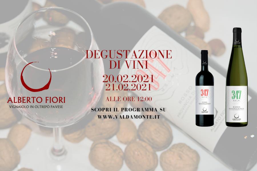 Degustazione di vini (20-21/02/2021)