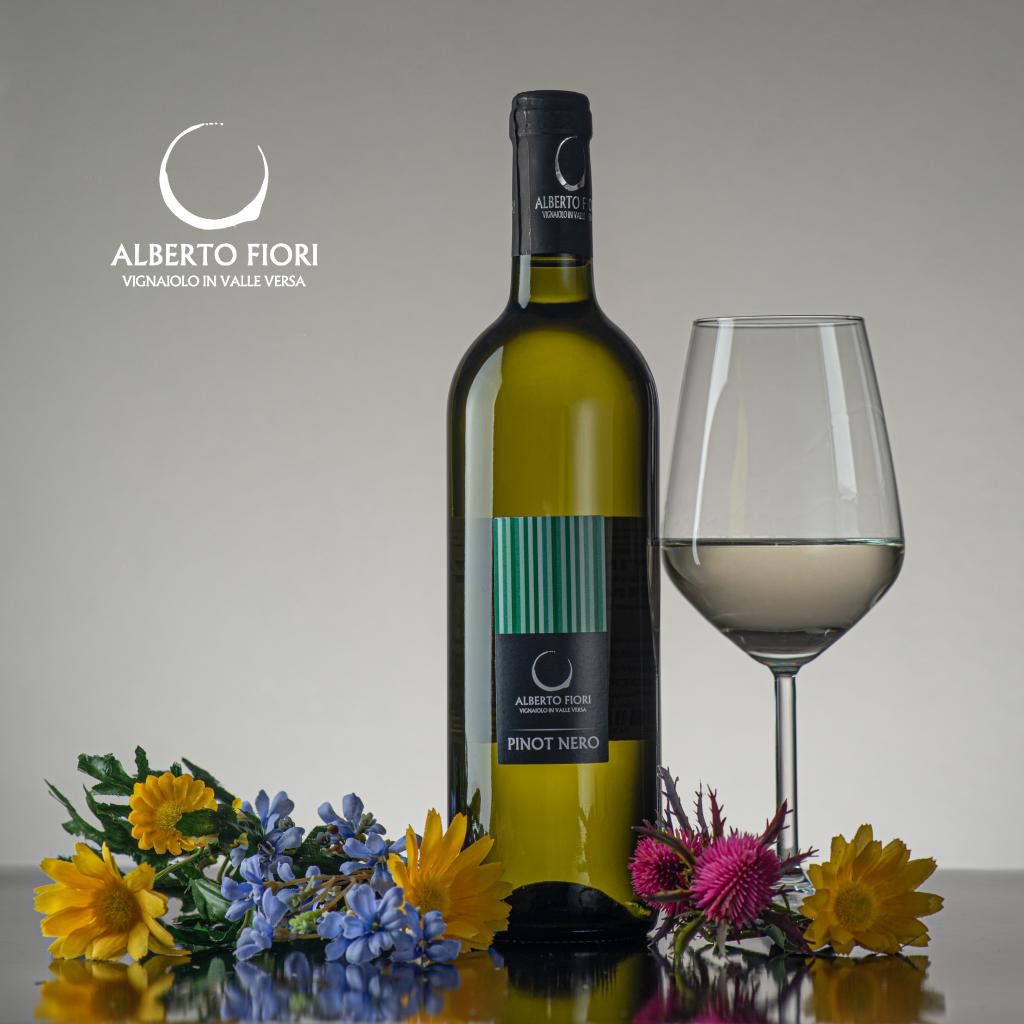 Pinot Nero vinificato in bianco frizzante