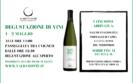 Degustazione di vini (1-2 maggio 2021)