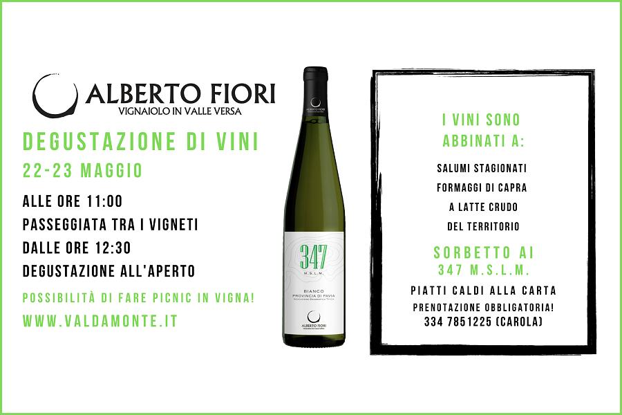 Degustazione vini (22-23/05/2021)