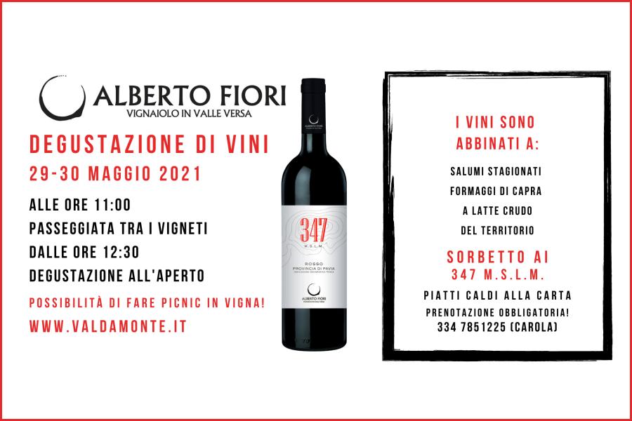 Degustazione di vini (29-30/05/2021)
