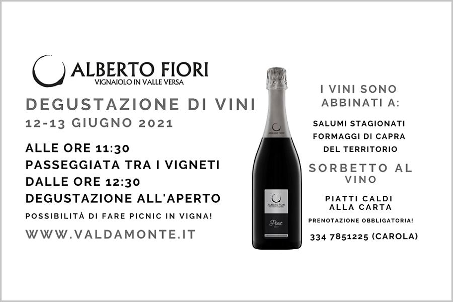 Degustazione vini (12-13/06/2021)